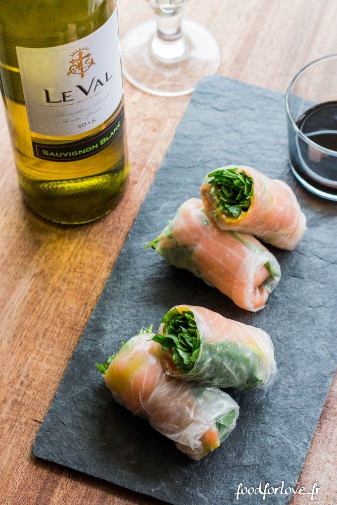 rouleaux printemps mangue saumon avocat roquette vinadeis (3 sur 9)