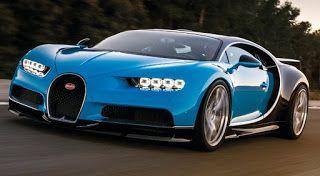 BmotorWeb: Bugatti Chiron