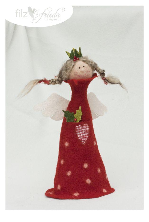 156 besten filzen winter weihnachten bilder auf pinterest. Black Bedroom Furniture Sets. Home Design Ideas