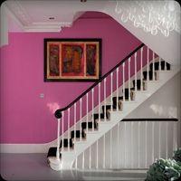 #statement wall #staircase http://www.1st-option.com/index.cfm/locations/thumbnails/bt/Stills/lf/aldebert%2Dterrace