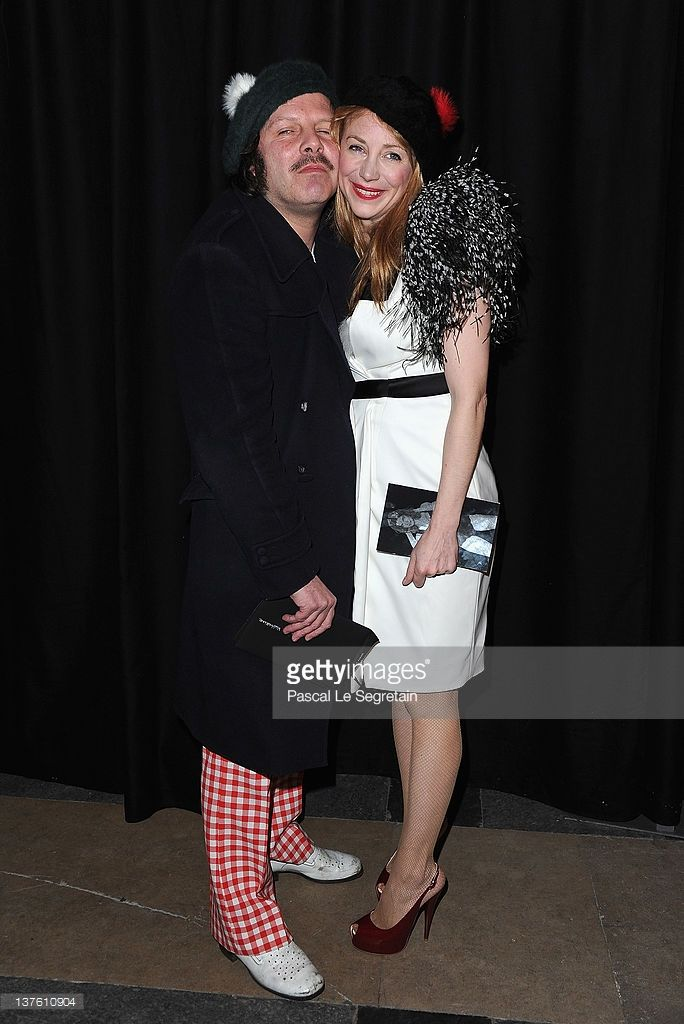 Photo d'actualité : Philippe Katerine and Julie Depardieu attend the...