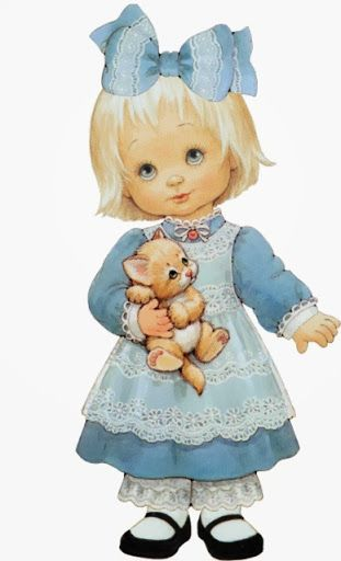 Ruth Morehead - Cat girl