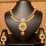 Light Weight Kundan Necklace Set