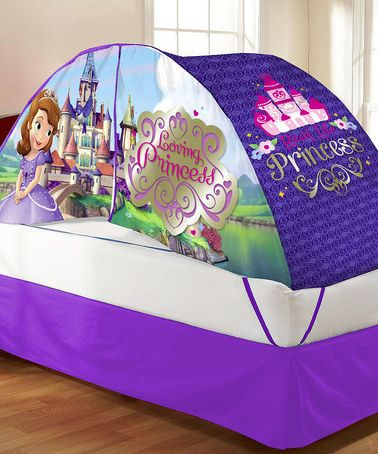 Love This Sofia The First Bed Tent By Sofia The First On Zulily. 25 Best