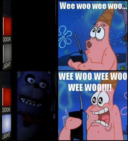 Five Nights at Freddy's in a nutshell