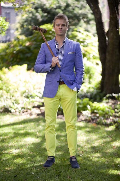 Croquet anyone?