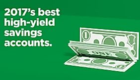 Cash in on a high-yield savings account.