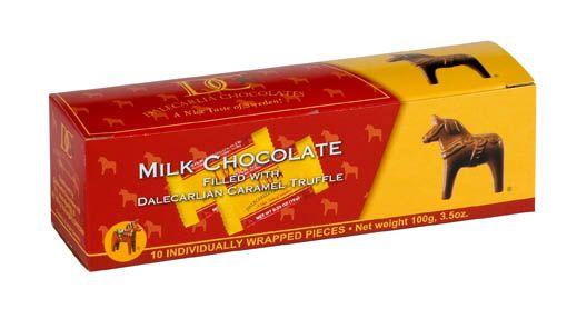 Chocolate Dala Horse Truffles https://www.scandinavianshoppe.com/store/p/1569-Chocolate-Dala-Horse-Truffles.html