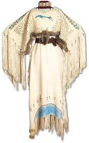 Native American wedding attire