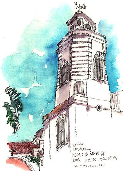 Kalibo cathedral, philippines | 22 jan, wednesday | park sunga | Flickr