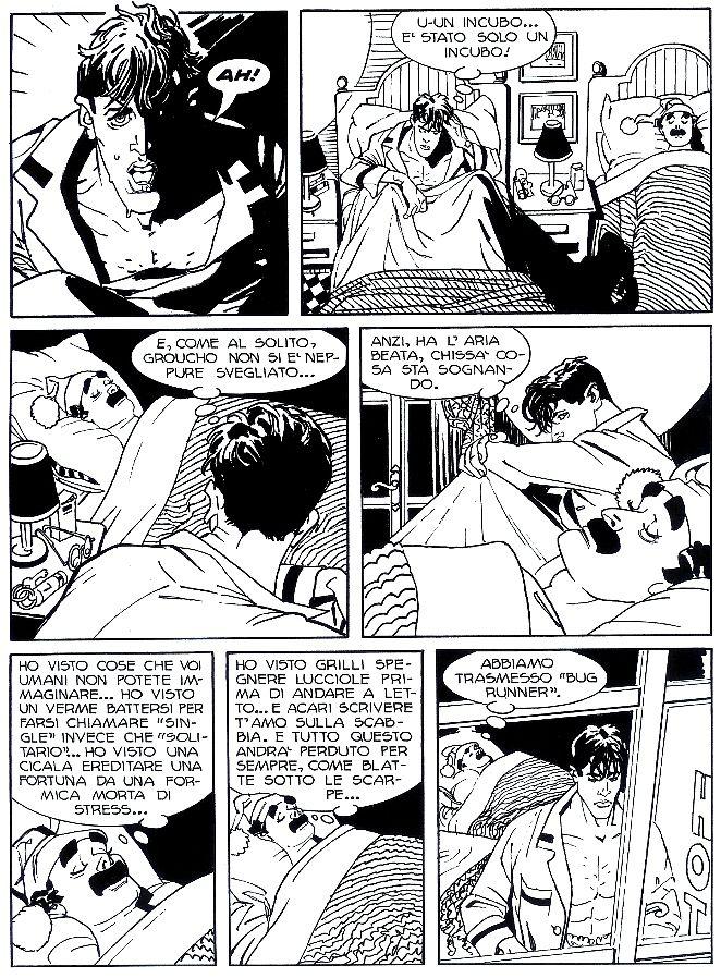 Da BLATTE (Da Dylan Dog-Il nero della paura n. 11, 2016)