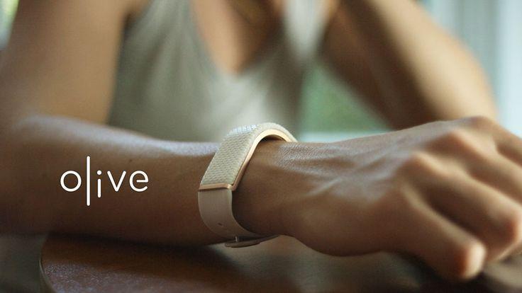 The Olive Stress Bracelet