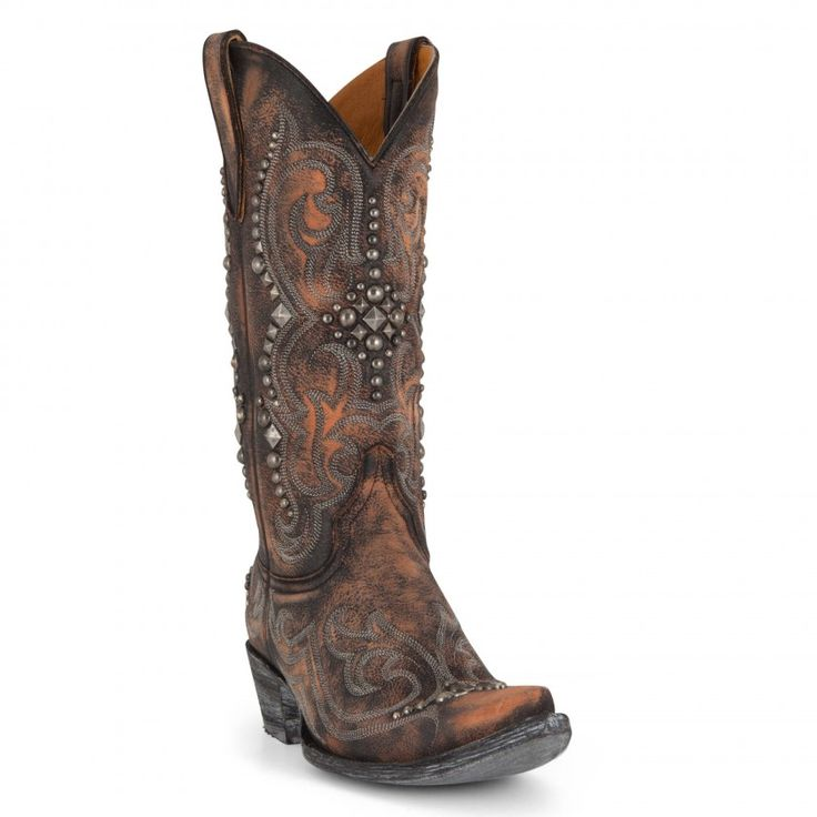 Women's Old Gringo Boots Dolce Stud Shedron #L2643-2