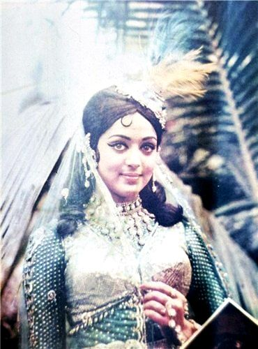 Hema Malini- vintage Bollywood icon