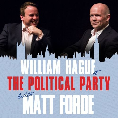 Show 46 - William Hague by The Political Party #music