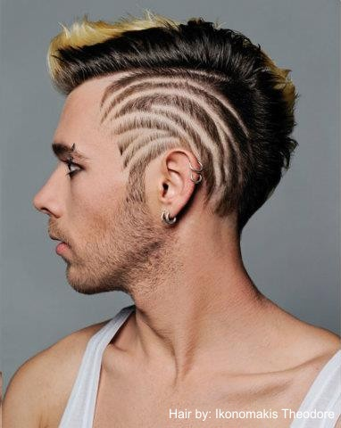 Brilliant Man Style Punk And Salons On Pinterest Hairstyle Inspiration Daily Dogsangcom
