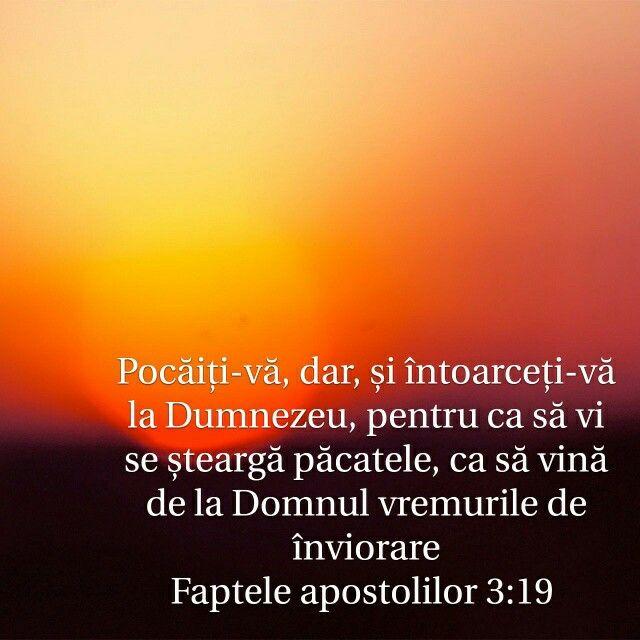 Fapte 3:19