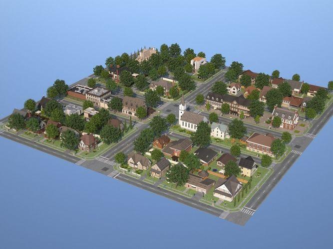 City Town KC10