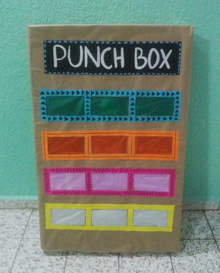 Caja de sorpresas descubre lo que hay dentro con un pu o - Ideas para sorprender en un cumpleanos ...