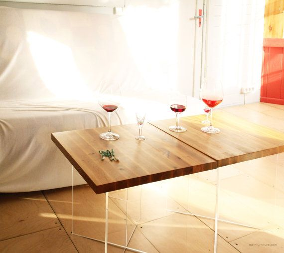FLAT 2 tables combo discount coffee table / side by MKLNfurniture