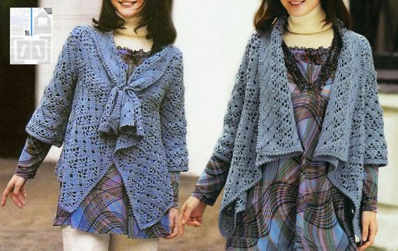 Hey, I found this really awesome Etsy listing at https://www.etsy.com/listing/256415385/crochet-vest-pattern-warm-crochet-jacket