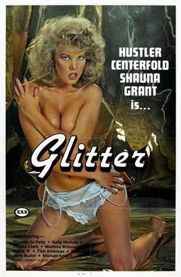 Glitter Shauna Grant Movie Poster Standup 4inx6in