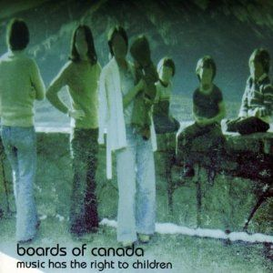 Music Has the Right to Children / Boards Of Canada