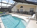 Villa in Legacy Park, Davenport, Florida / Orlando / Kissimmee, America, USA F1555