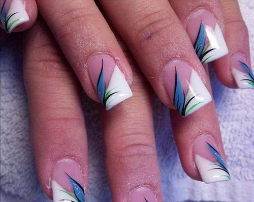 7 best Fall Nail Designs images on Pinterest Fall nails, Fall nail