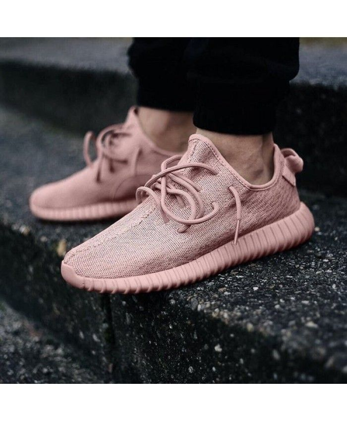 Adidas Yeezy Boost 350 Rose Gold All Pink Trainer  6f748d6462