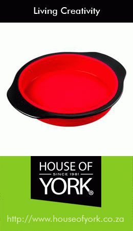 "Baking Pie Pan with Silicone "" #HouseofYork"