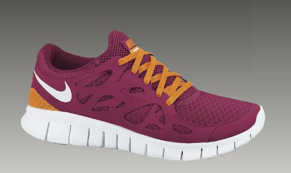 Hokie Nike Shoes