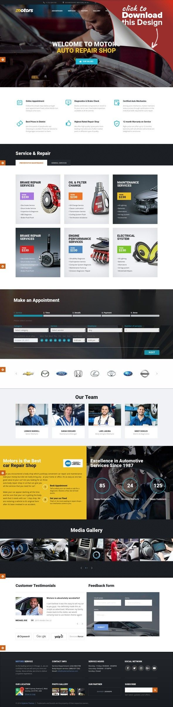 Motors - Automotive, Cars, Vehicle, Boat Dealership, Classifieds WordPress Theme auto, automotive, bikes, car dealer, car dealership, cars, classified, dealership wordpress, inventory management, listing, motorcycle, rent, vehicle, vehicle listing, vehicle search Motors for WordPress helps you create a feature packed website for any automotive and boat selling business, with six stunning premade demos ready to f...
