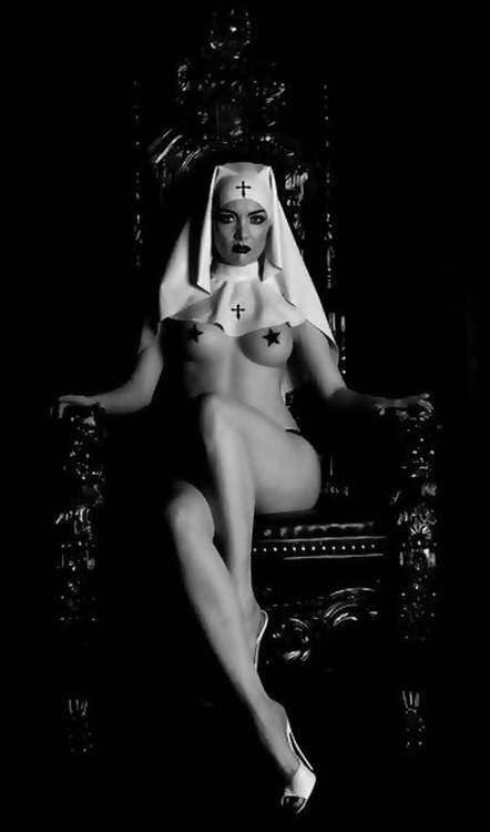 The Art Of Sex Nun Naked 55