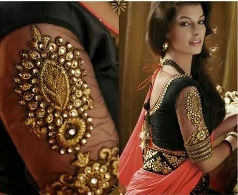 saree blouse designs  All types alteration and tailoring is done.......  If you like this Like Our Page :https://www.facebook.com/bhartis.tailor  Website : http://www.bhartistailors.com/ Email : arvin@bhartistailors.com