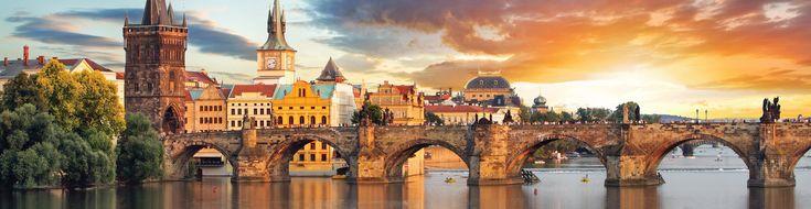 Prague Czech Republic Charles Bridge