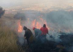 Zinacantepec trabaja para prevenir y combatir incendios forestales