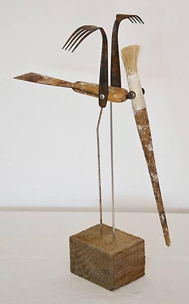 "Saatchi Art Artist Oriol Cabrero; Sculpture, ""cr…"
