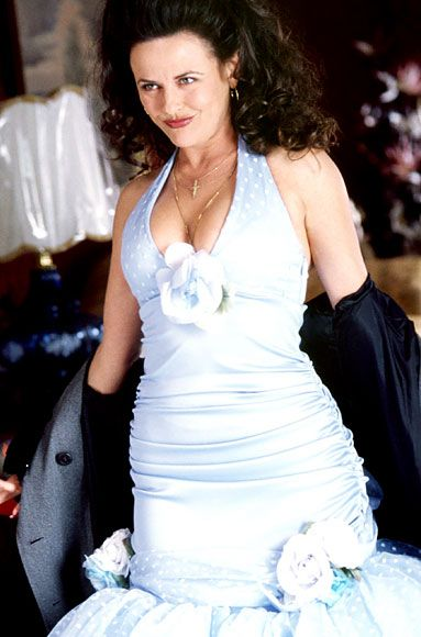 best my big fat greek wedding images grecian  gia carides my big fat greek wedding movie bridesmaids oh god that dress