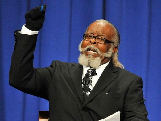 """The Rent Is TOO DAMN HIGH!!! Time To Shake This Game UP....Jimmy McMillan And """"The Rent is Too Damn High Party"""" Is Back!"""