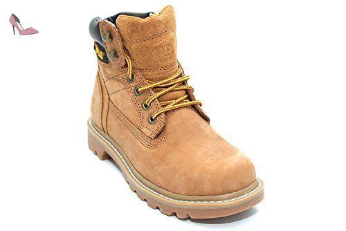 Caterpillar Willow D10366T - Boots en cuir - femme UK7 EU40 - Chaussures caterpillar (*Partner-Link)