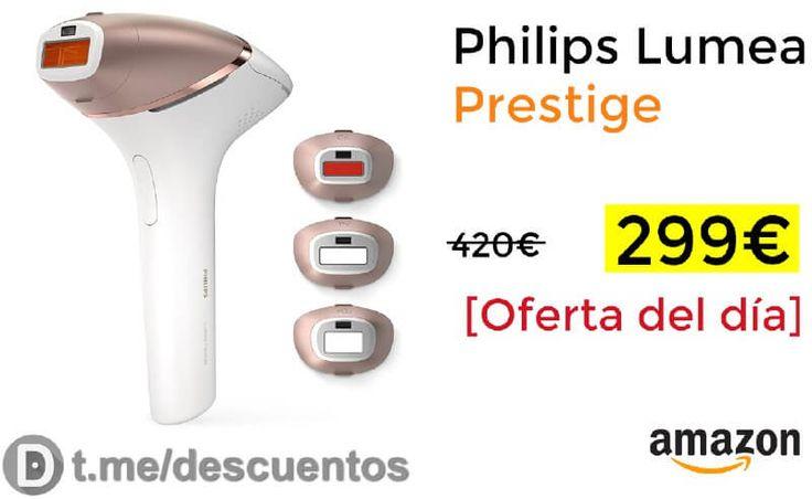 Philips Lumea Prestige disponible por 299 - http://ift.tt/2jRTFdM
