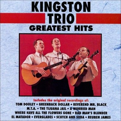 The Kingston Trio - The Greatest Hits (Curb) (CD)