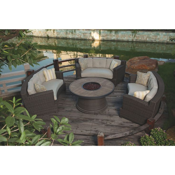 17 Best images about Outdoor Living on Pinterest : Fire ...