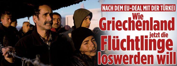 EU-Deal mit der Türkei |Wie Griechenland jetzt die Flüchtlinge loswerden will http://www.bild.de/politik/ausland/fluechtlingskrise/nach-tuerkei-deal-wie-griechenland-jetzt-die-fluechtlinge-loswerden-will-44996416.bild.html