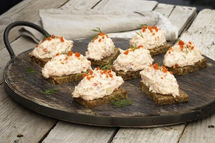 Skagensalat med krabbe