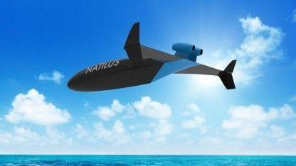 Luftfracht ohne Pilot: Das US-Unternehmen Natilus will Frachtdrohnen für Interkontinentalflüge bauen, die so groß sind wie Verkehrsflugzeuge. Ein Test mit einem kleineren