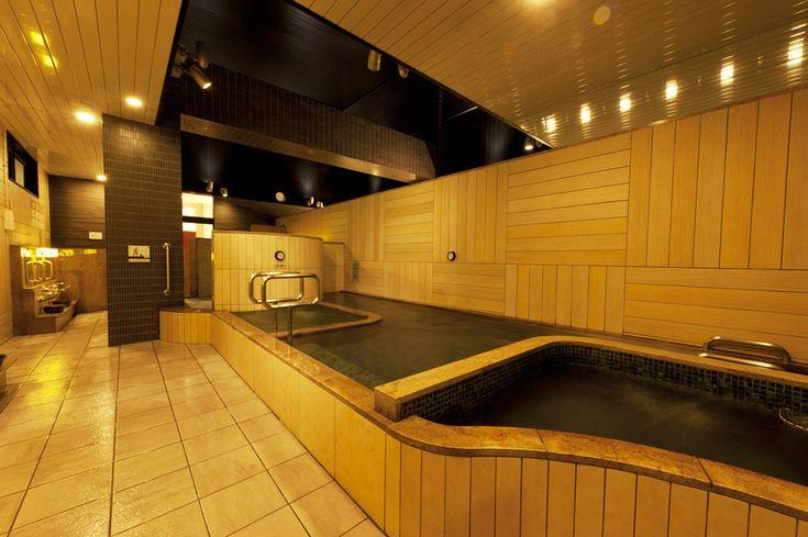 浴室 サウナ|湊湯(みなとゆ)