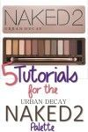 5 Fabulous Tutorials to Make the Most of Your Urban Decay Naked Palette | You Put It On