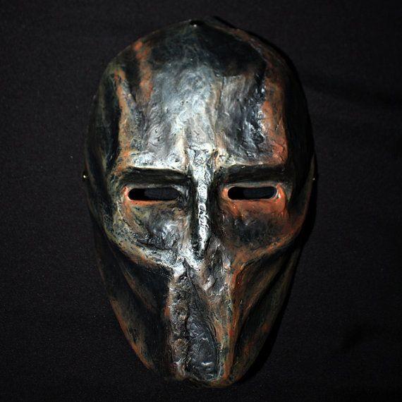 1:1 Scale Halloween Costume, Death race mask, Death race helmet, Death race costume, Death race cosplay, Steampunk mask, Death race MA172